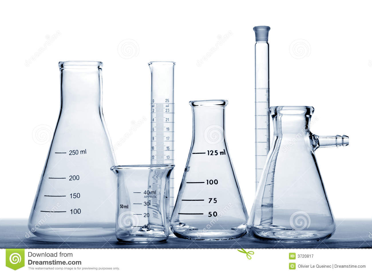 Laboratory Equipment In Science Research Lab Royalty Free Stock ...