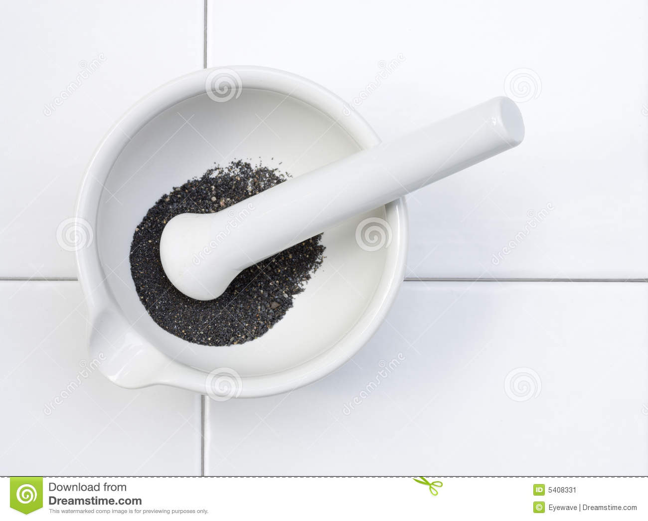 Laboratory Mortar And Pestle Stock Image - Image of white, grain ... for Laboratory Mortar And Pestle  75sfw