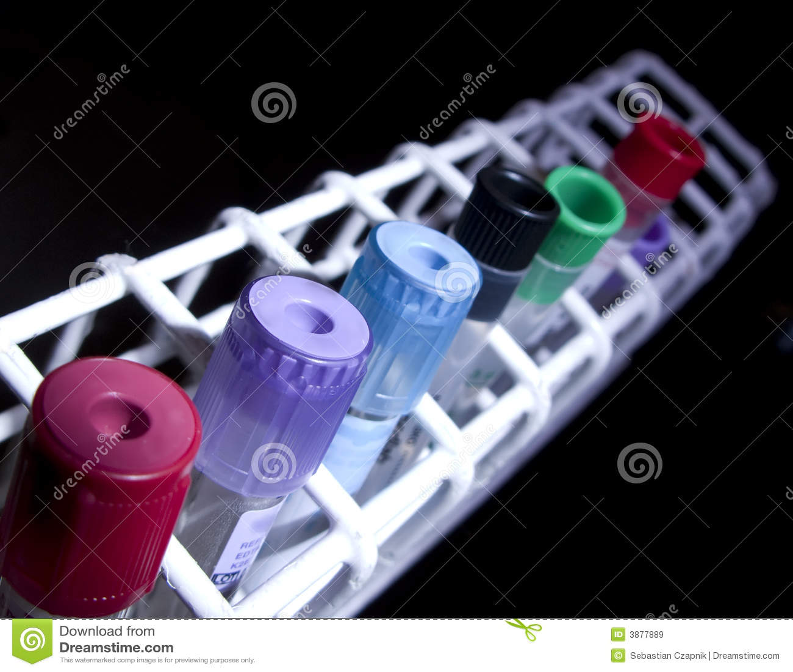 Laboratory samples