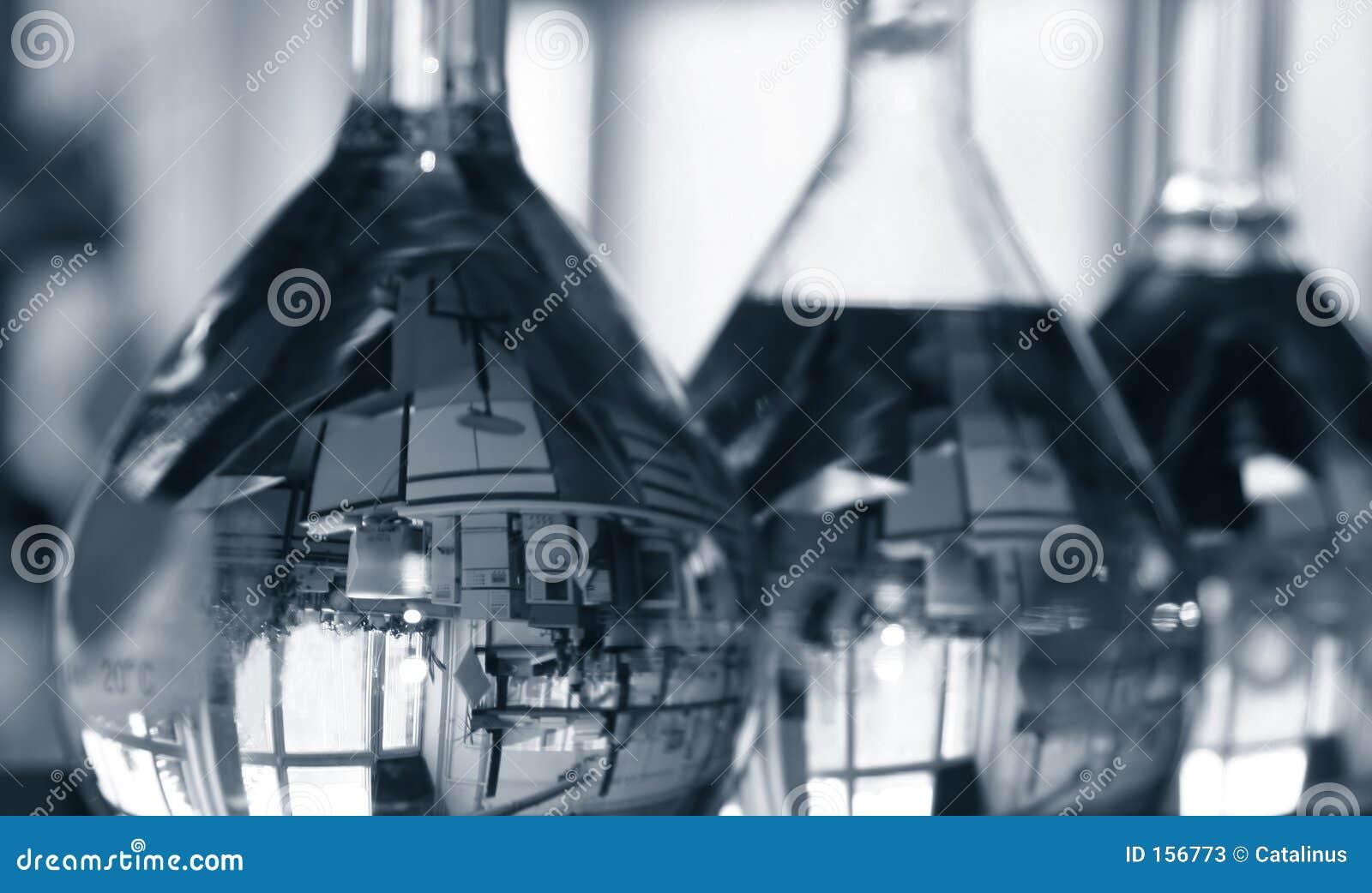 Laboratoryjne kolby