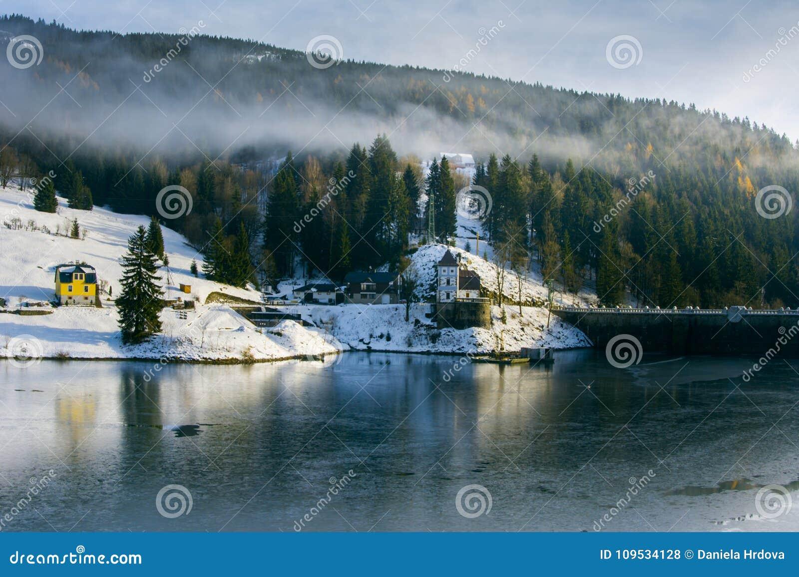 Labska See, Tschechische Republik