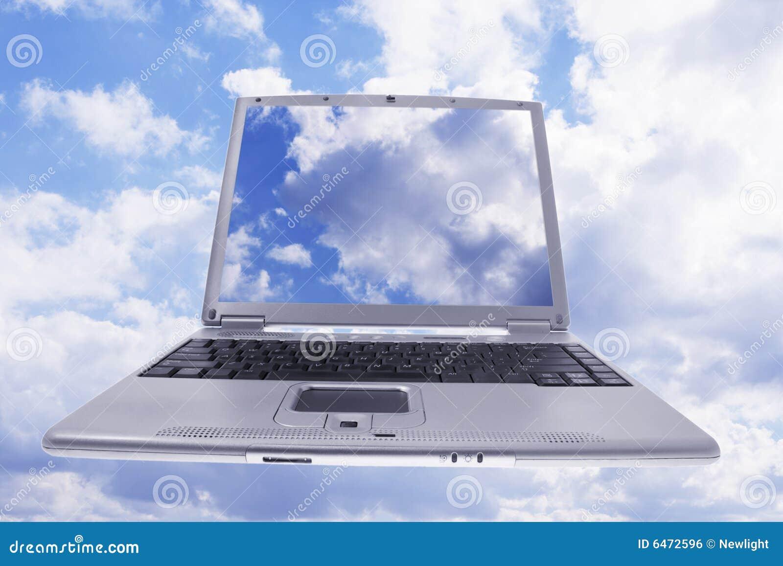 Labtop komputerowy