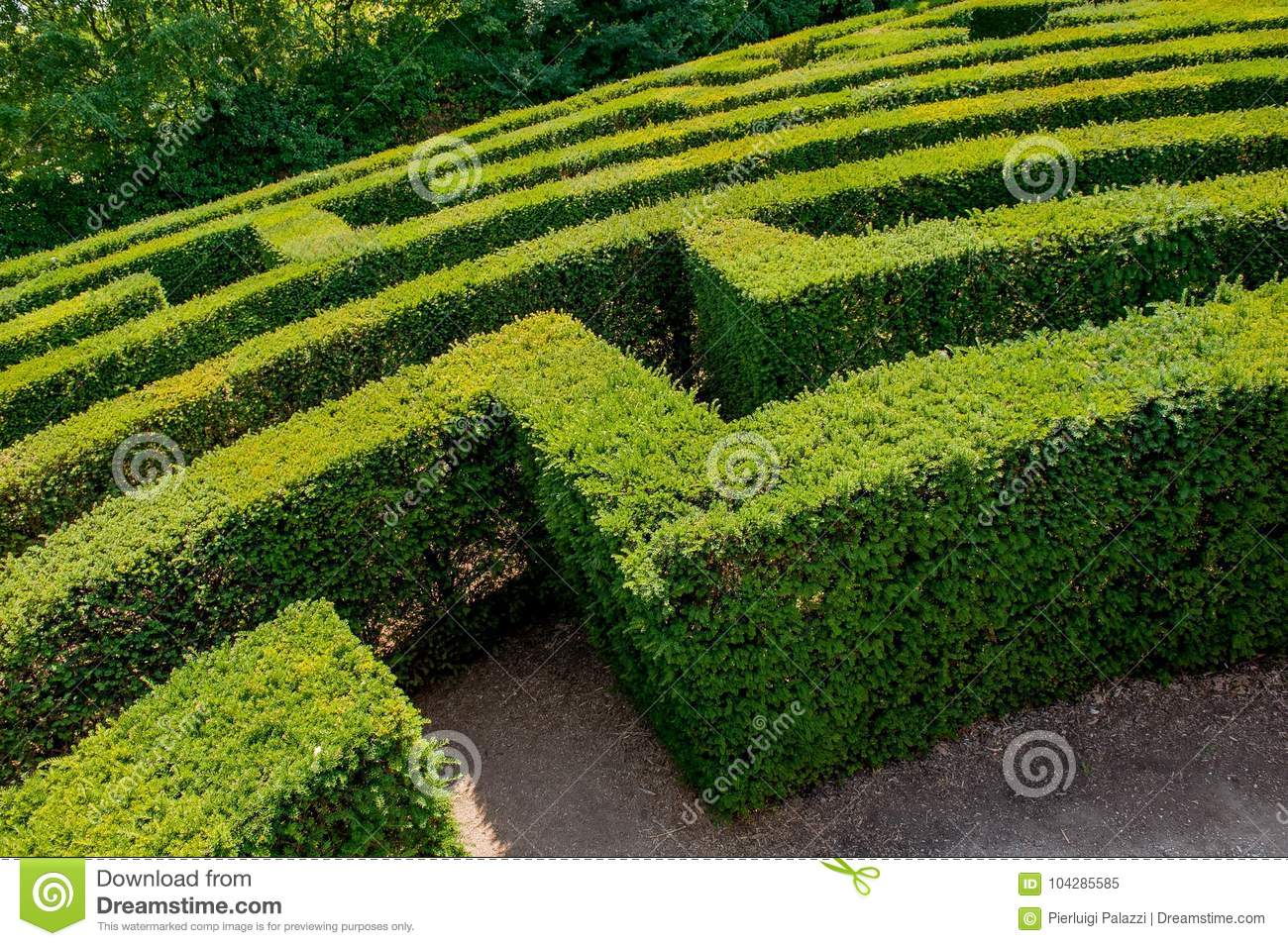 Labyrinth in