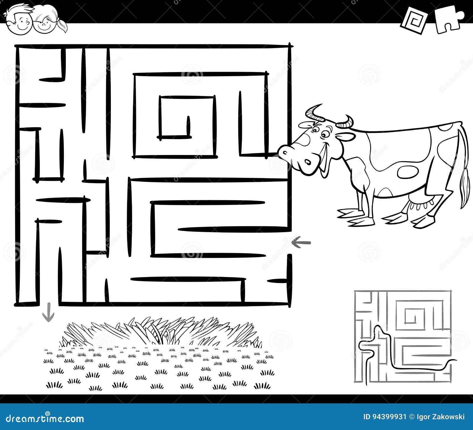 Wunderbar Süße Kuh Färbung Seite Ideen - Malvorlagen Von Tieren ...