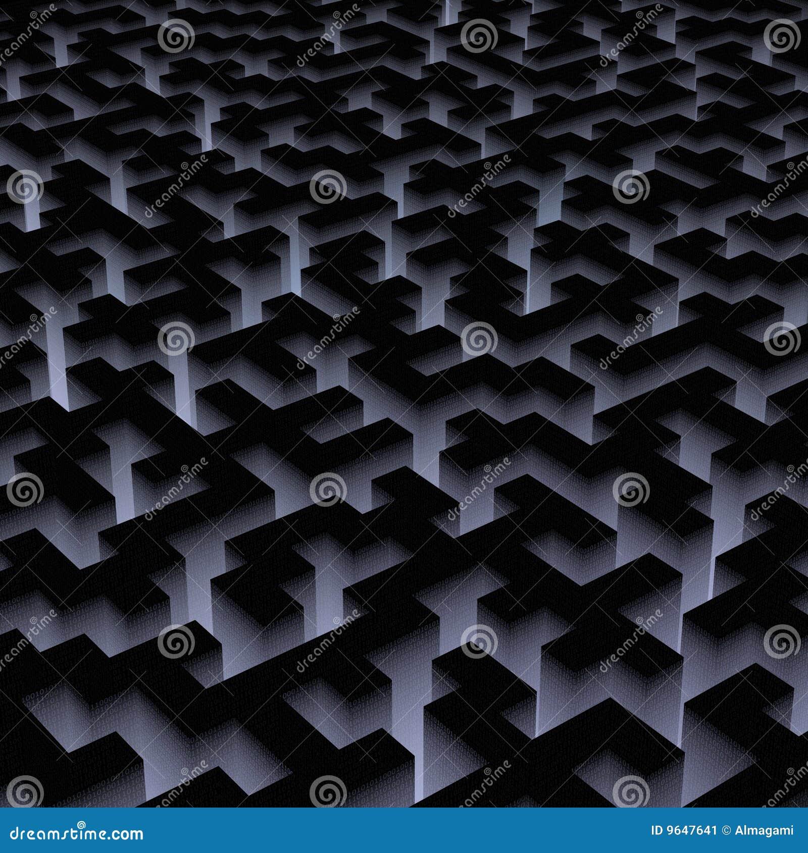 Labyrinthe binaire