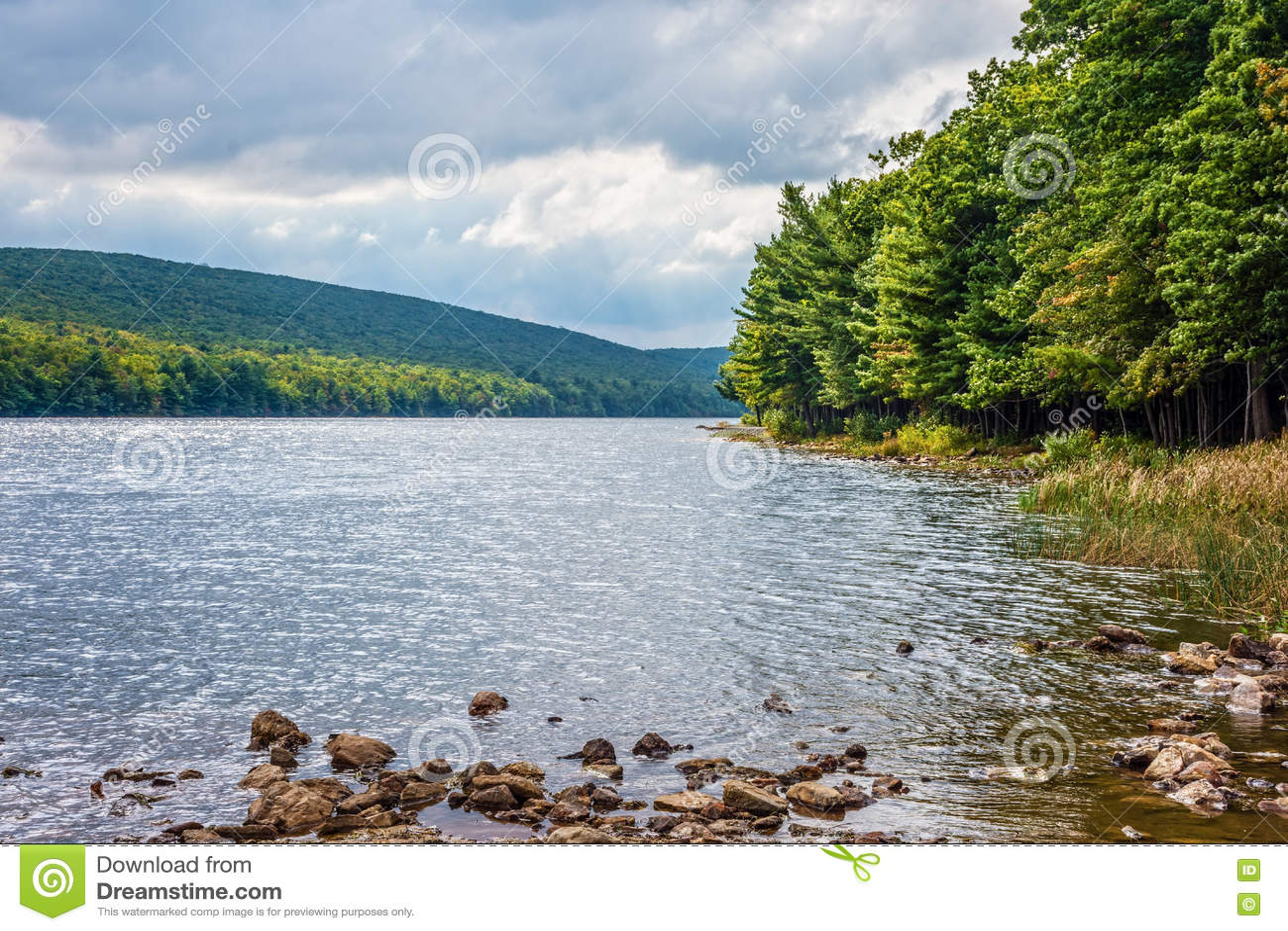 Lac chunk de Mauch