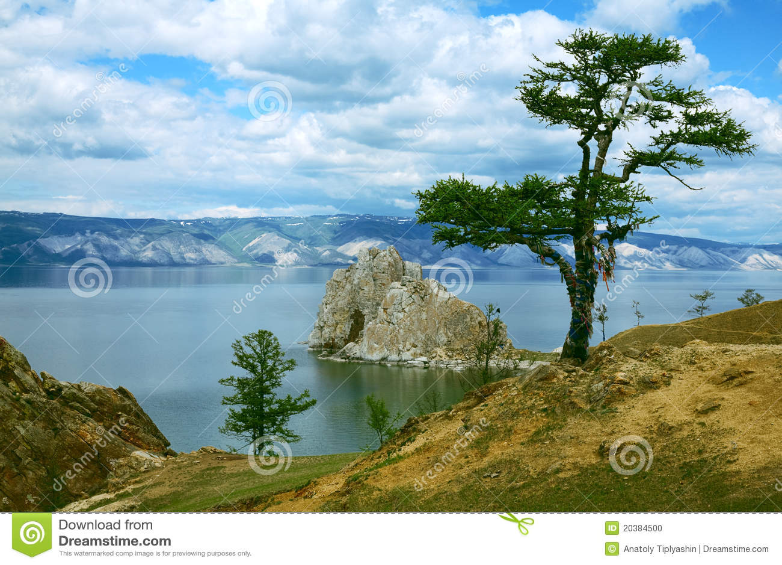 Lac de Baikal