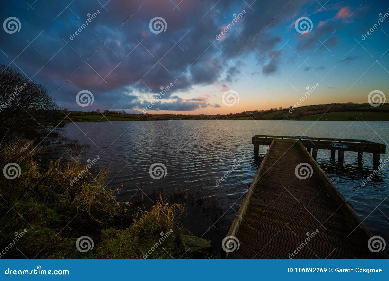 Lac de Corbet, Co Vers le bas, N l irlande