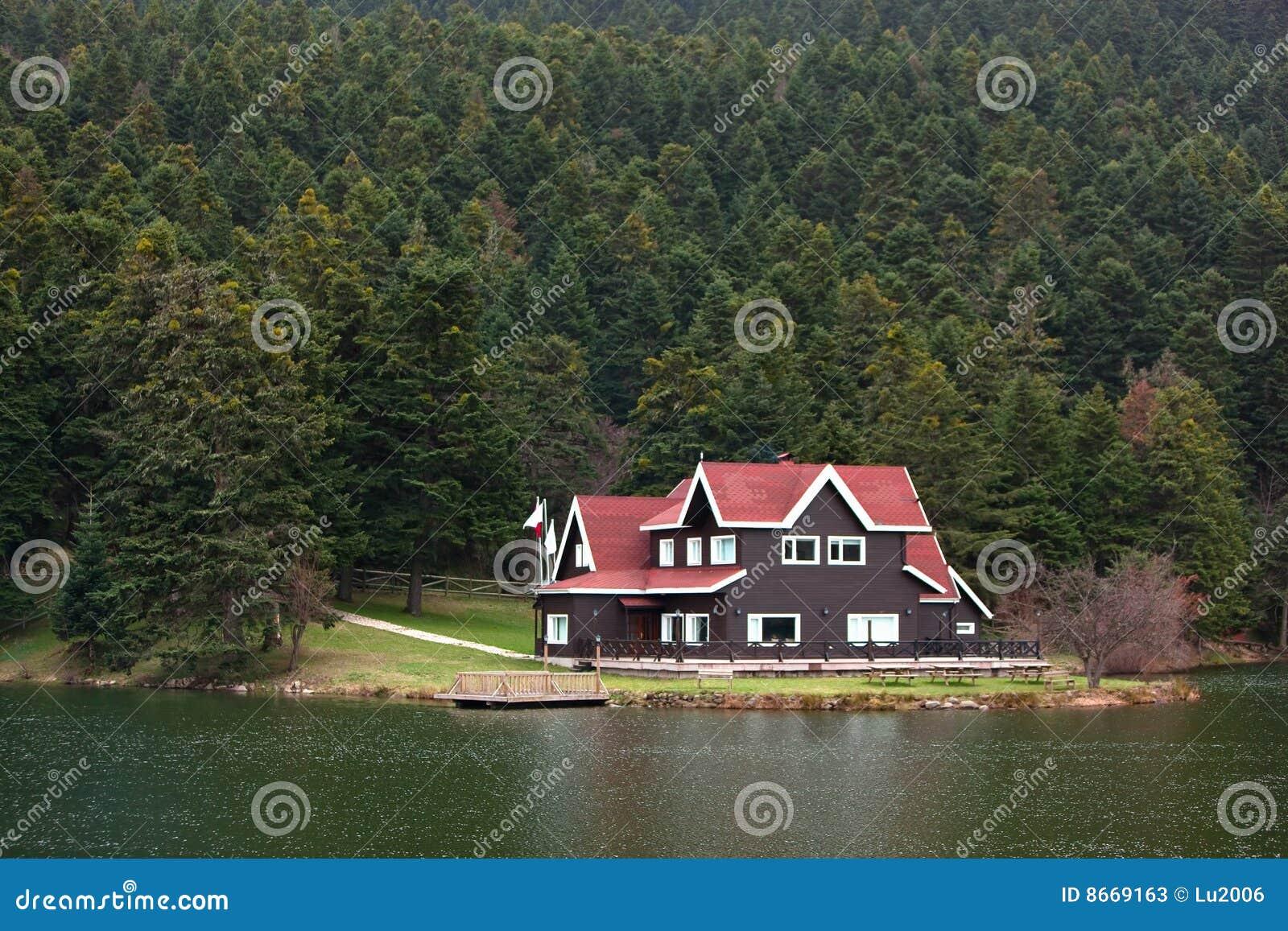 Lac de maison