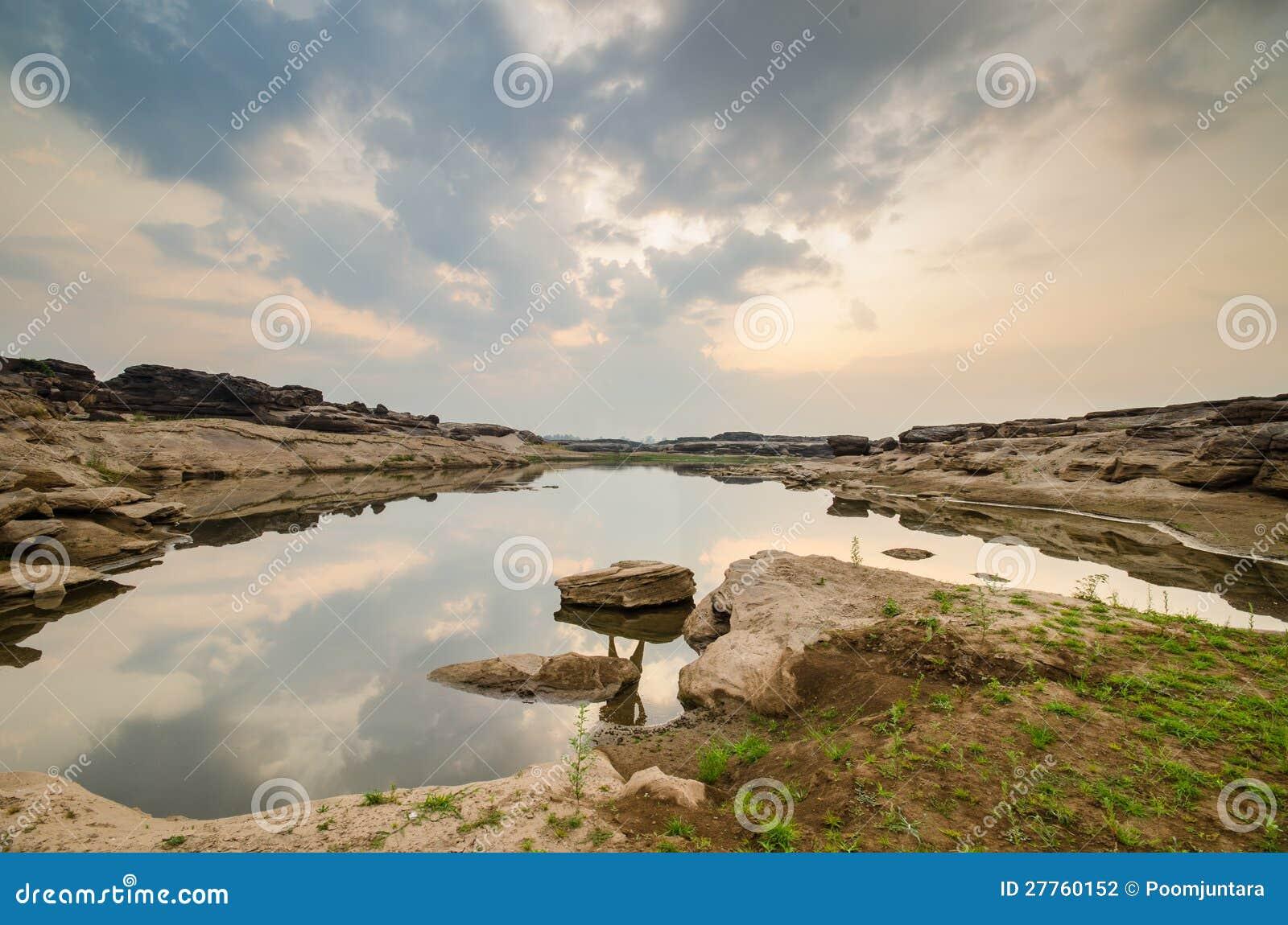 Lac de sampanbok