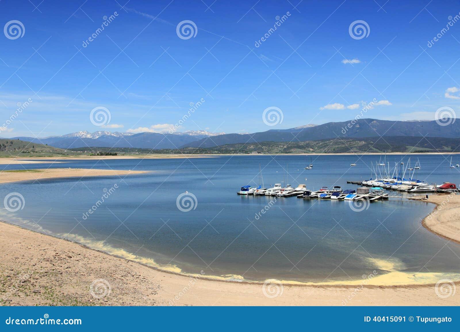 Lac Granby, le Colorado