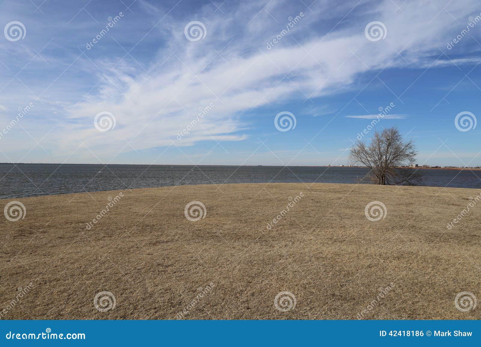 Lac landscape au parc