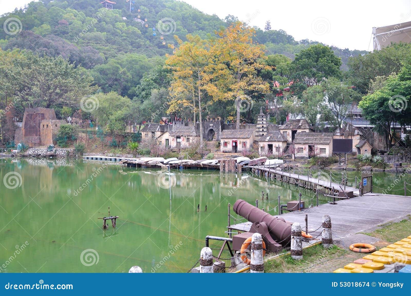 Lac Longquan