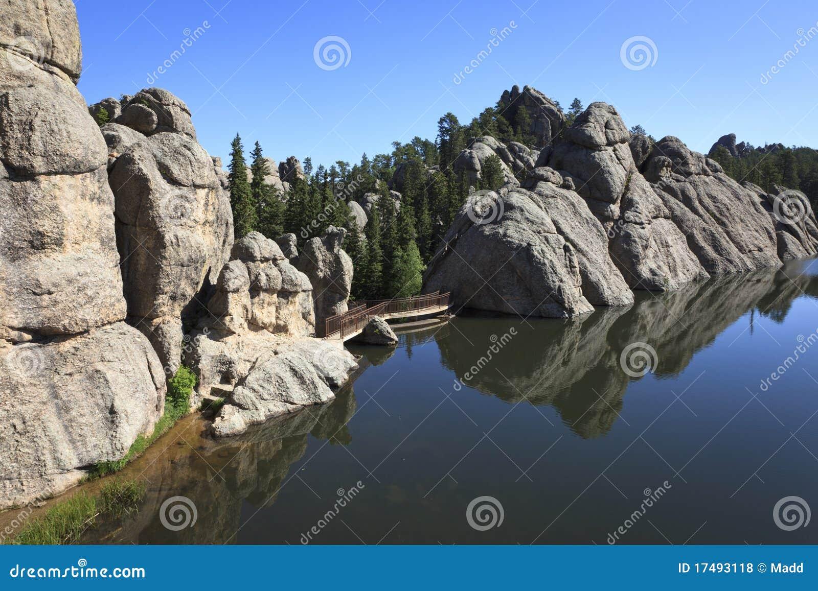 Lac sylvain