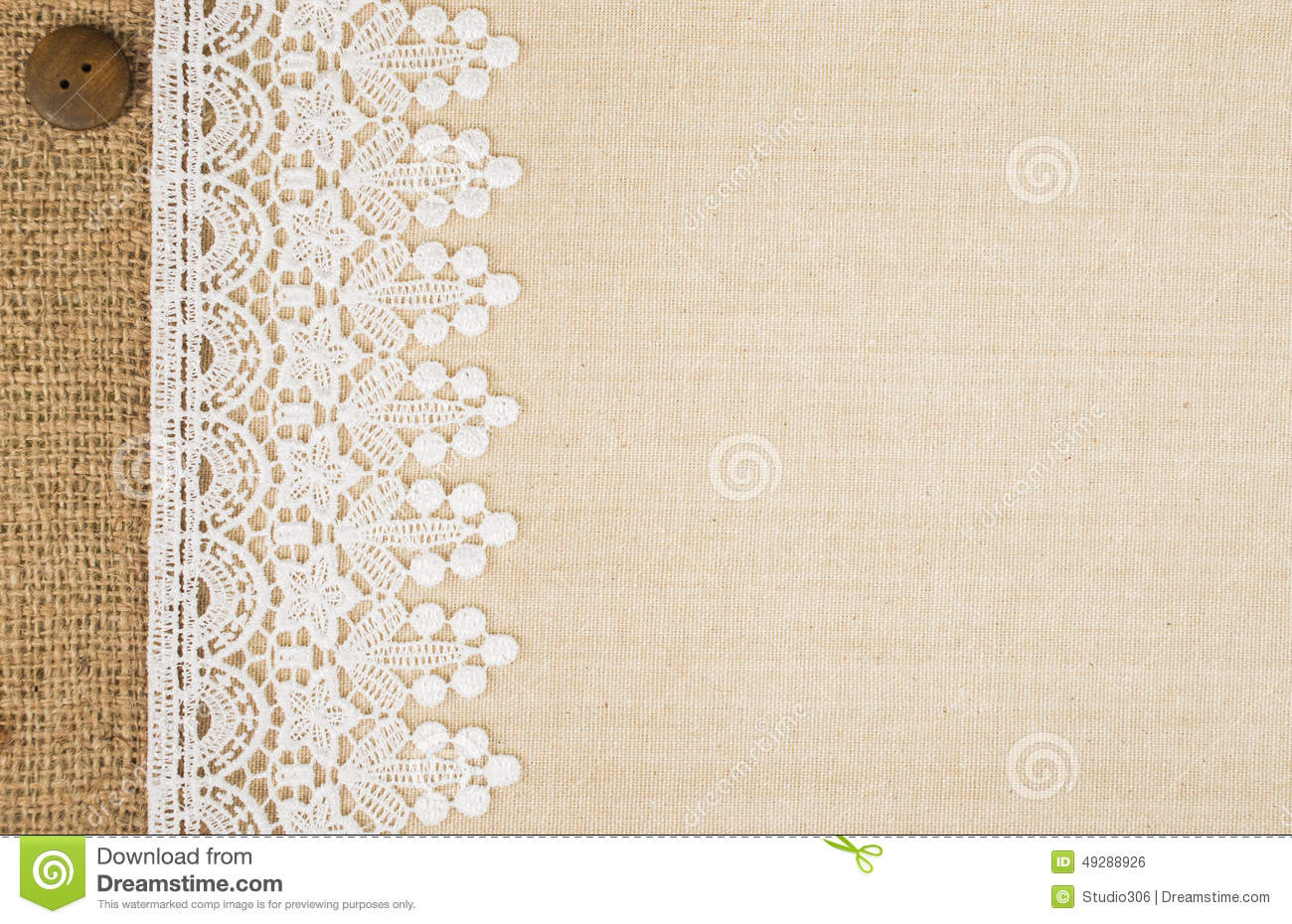 Lace Antique Design Royalty Free Stock Photo
