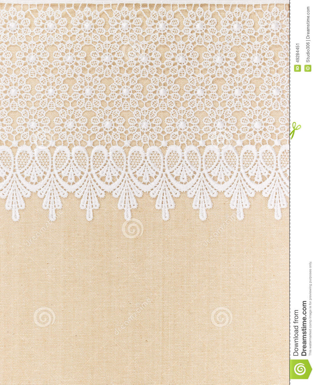 lace stock image image of border template design cover 49284451