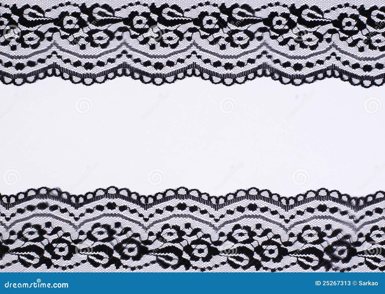 Lace Frame Stock Photos - Image: 25267313