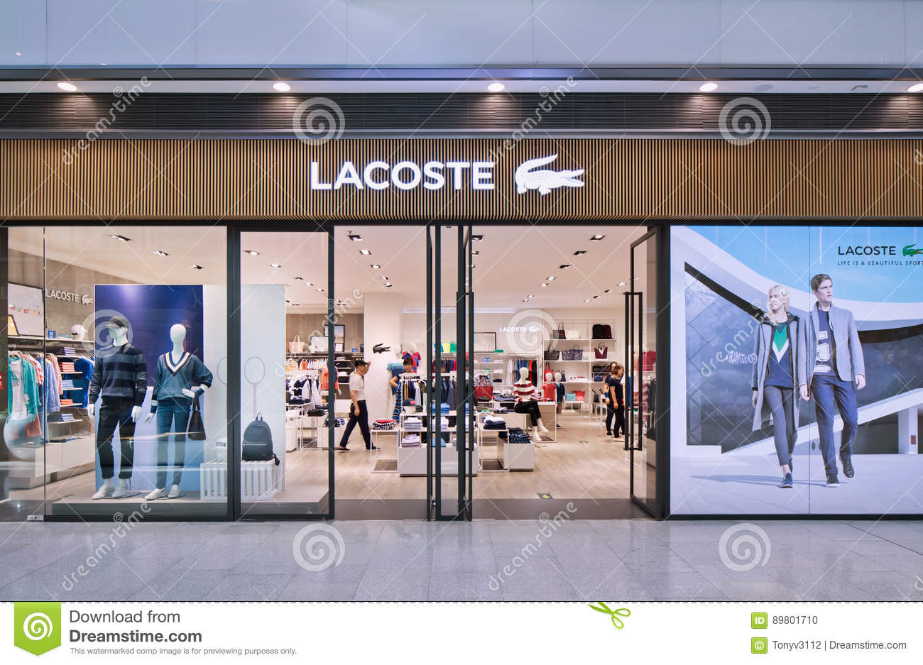 7420ef588 Lacoste outlet. Lacoste is a French clothing company founded in 1933