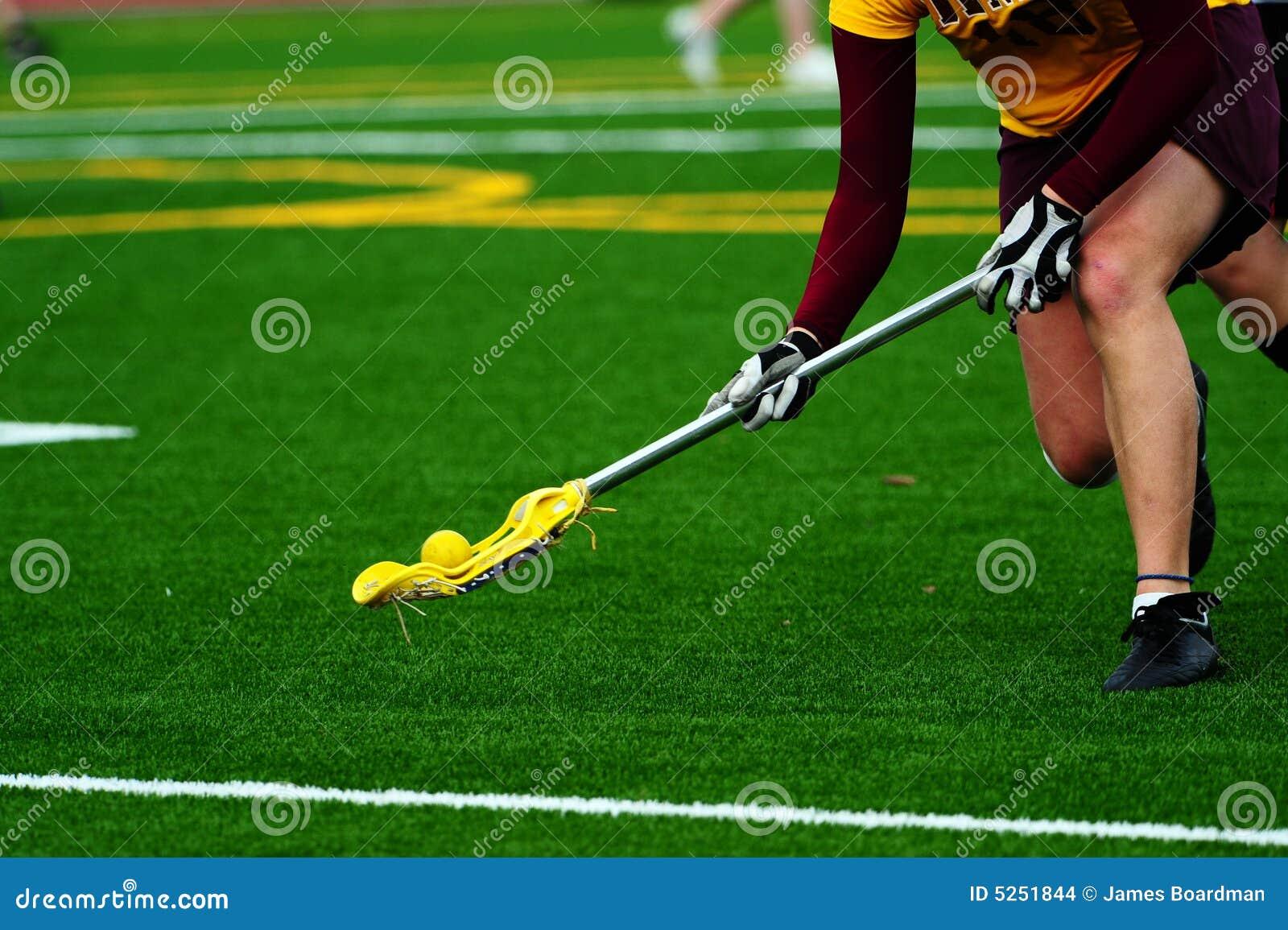 Lacrosse Ball turn over