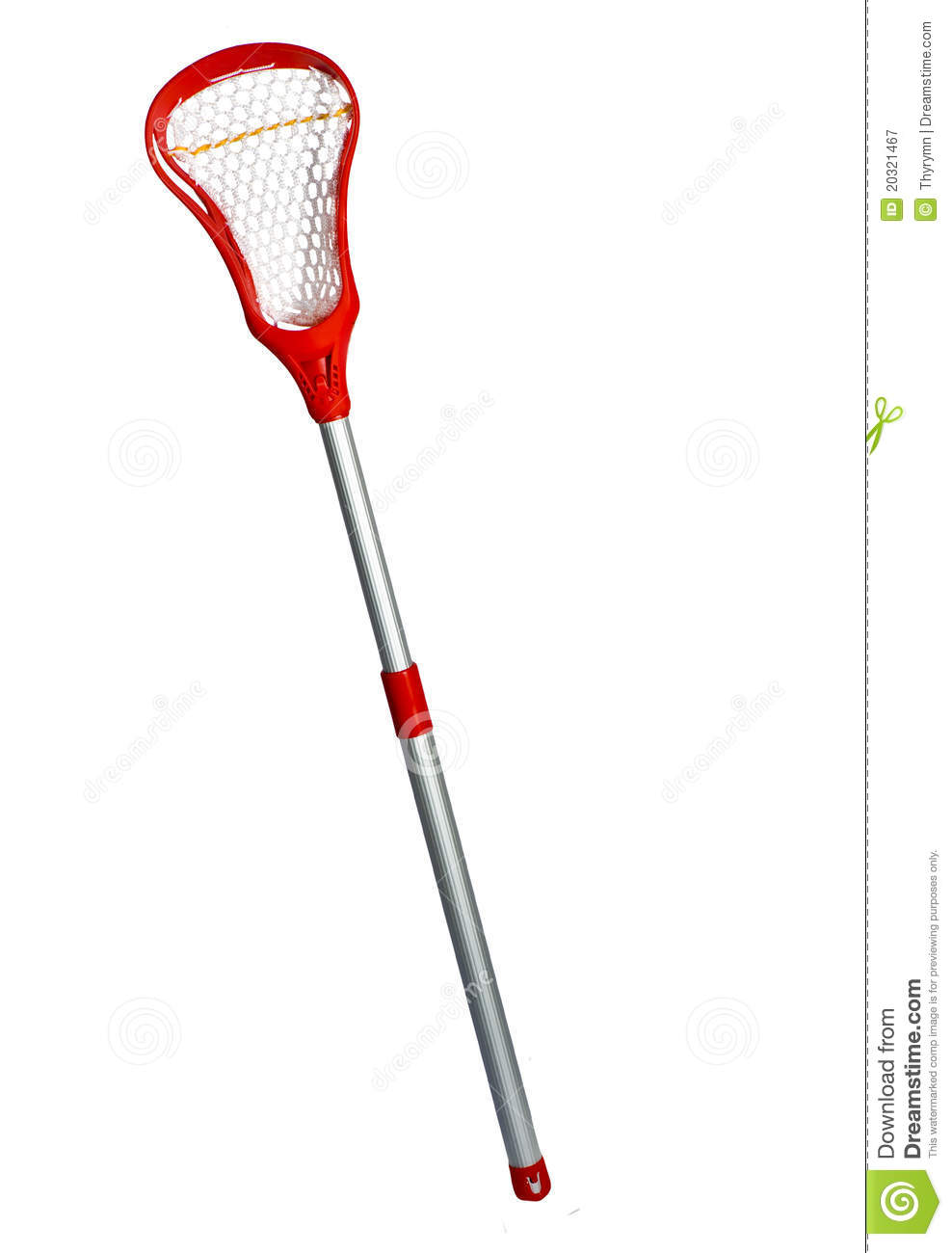 Lacrosse Stick Royalty Free Stock Photography - Image: 20321467