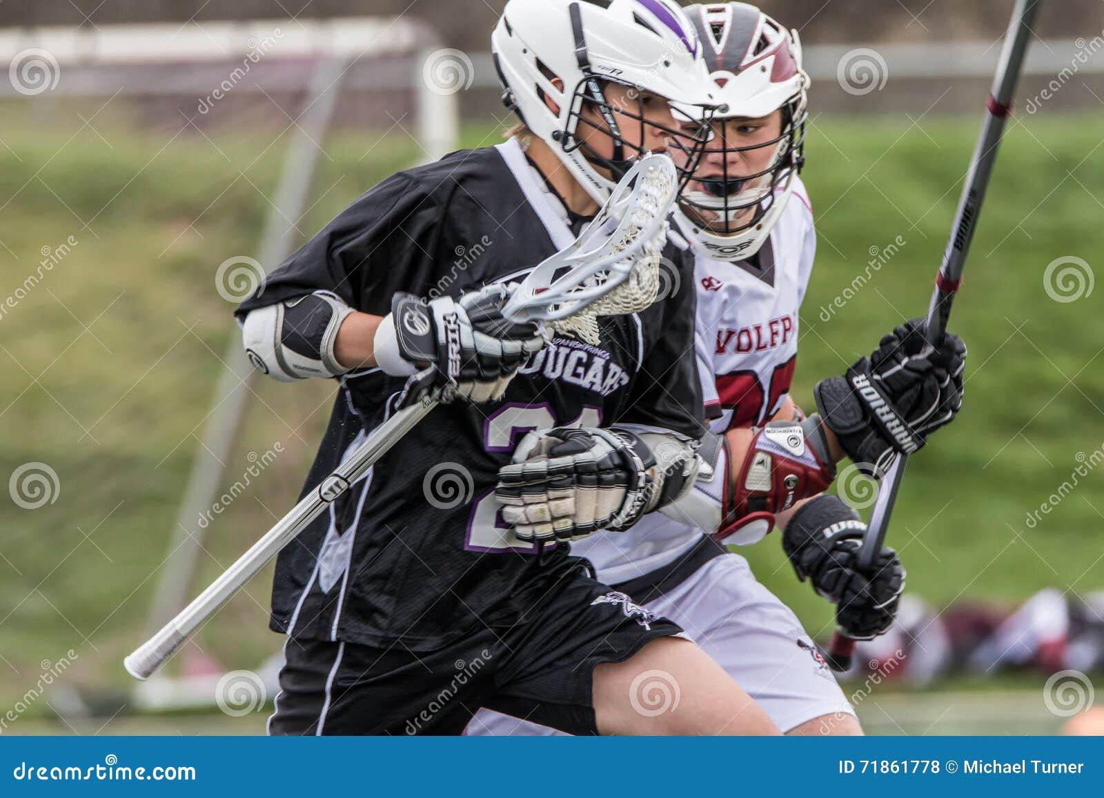 Lacrossespelers