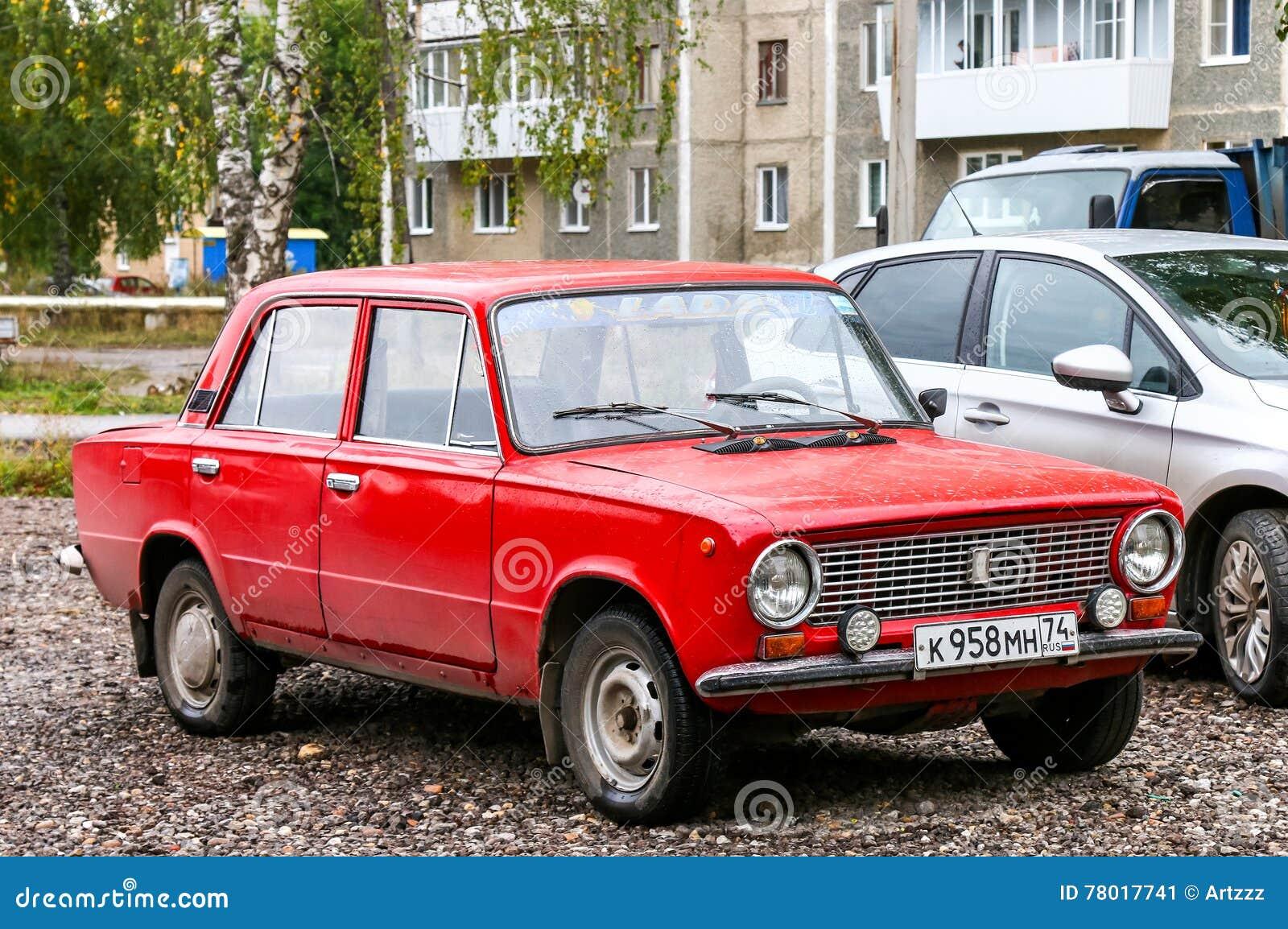 Old soviet lada car prague czech republic europe 5 5 for Motor city auto sales