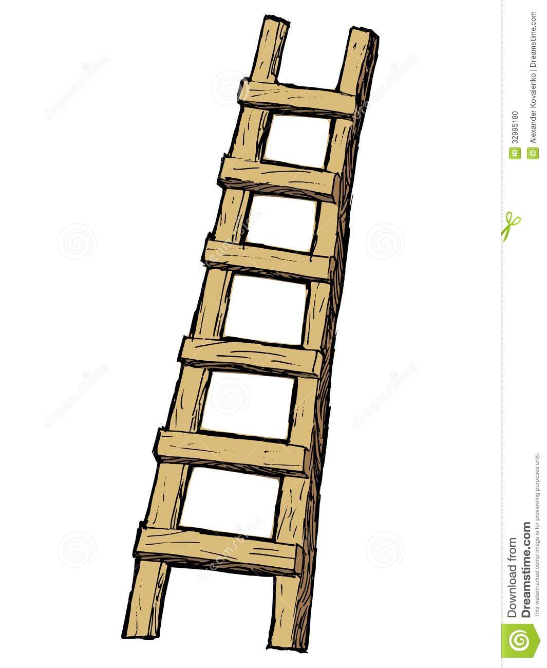 Rope Ladder Clipart la...