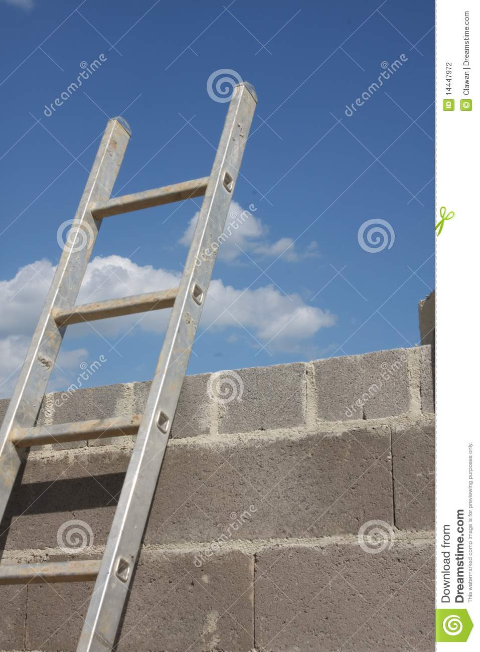 ladder on wall - photo #10