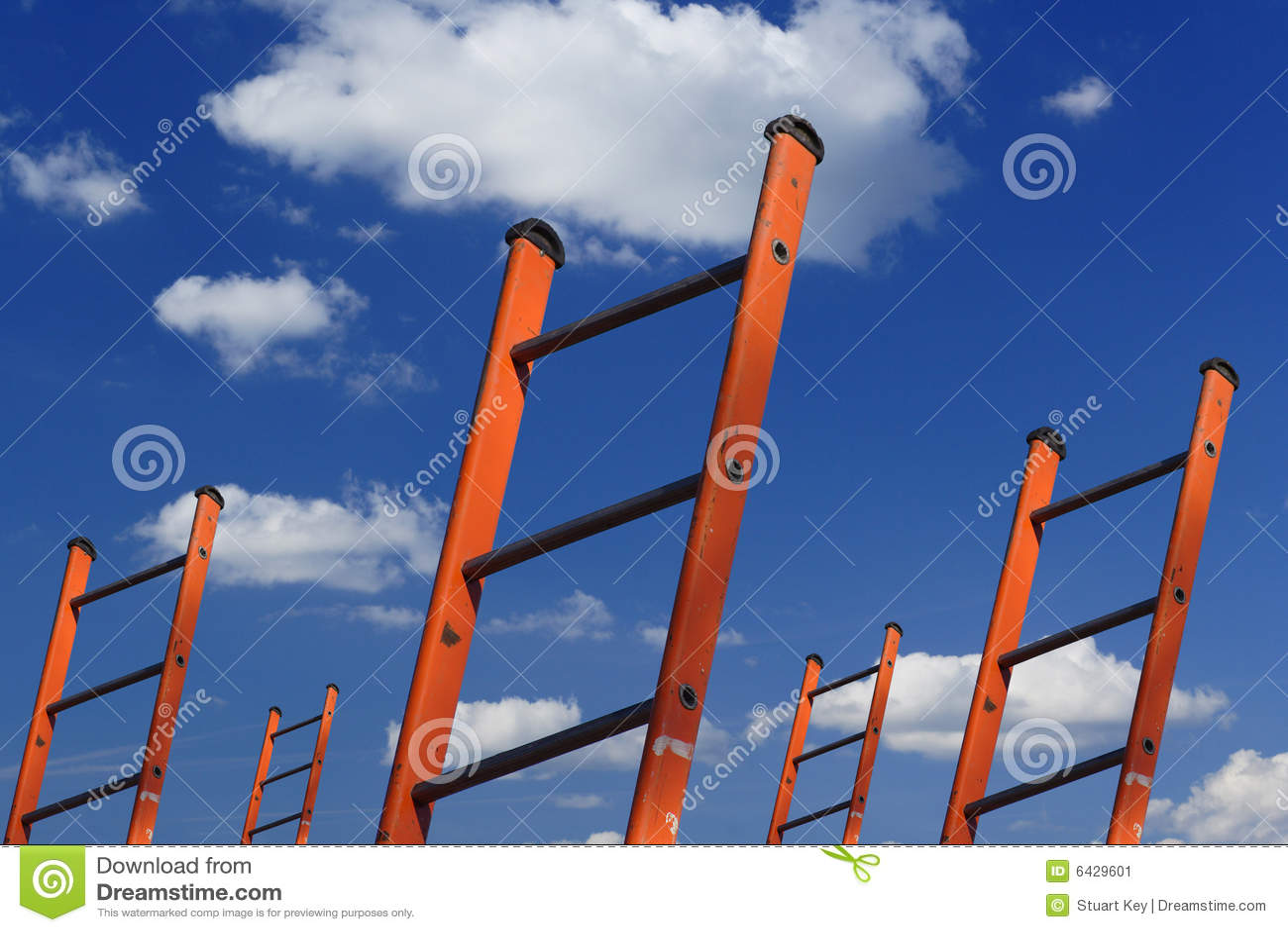 Ladders aan succes