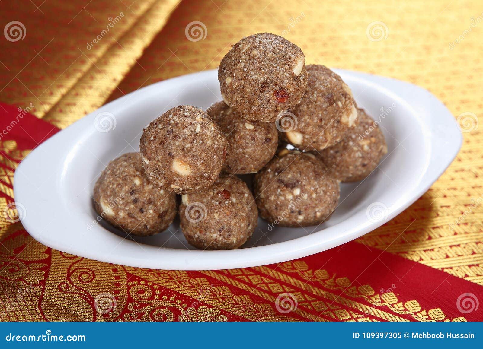 Laddu confetteria del riso del riso Laddu//riso di bambù di bambù di Moongil
