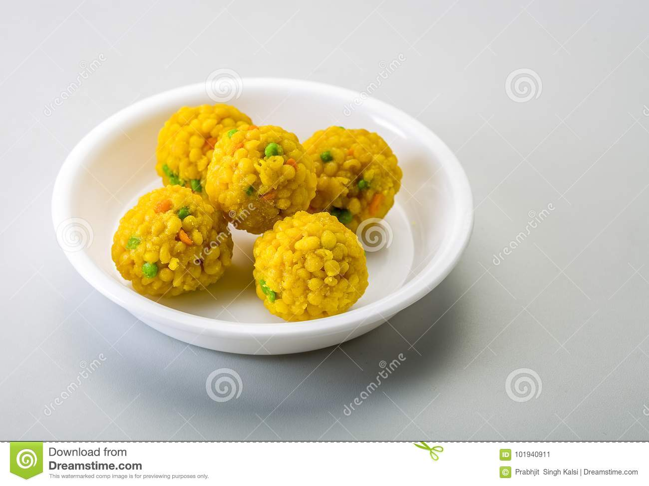 Laddu or laddoo are ball-shaped sweets popular in the Indian subcontinent.