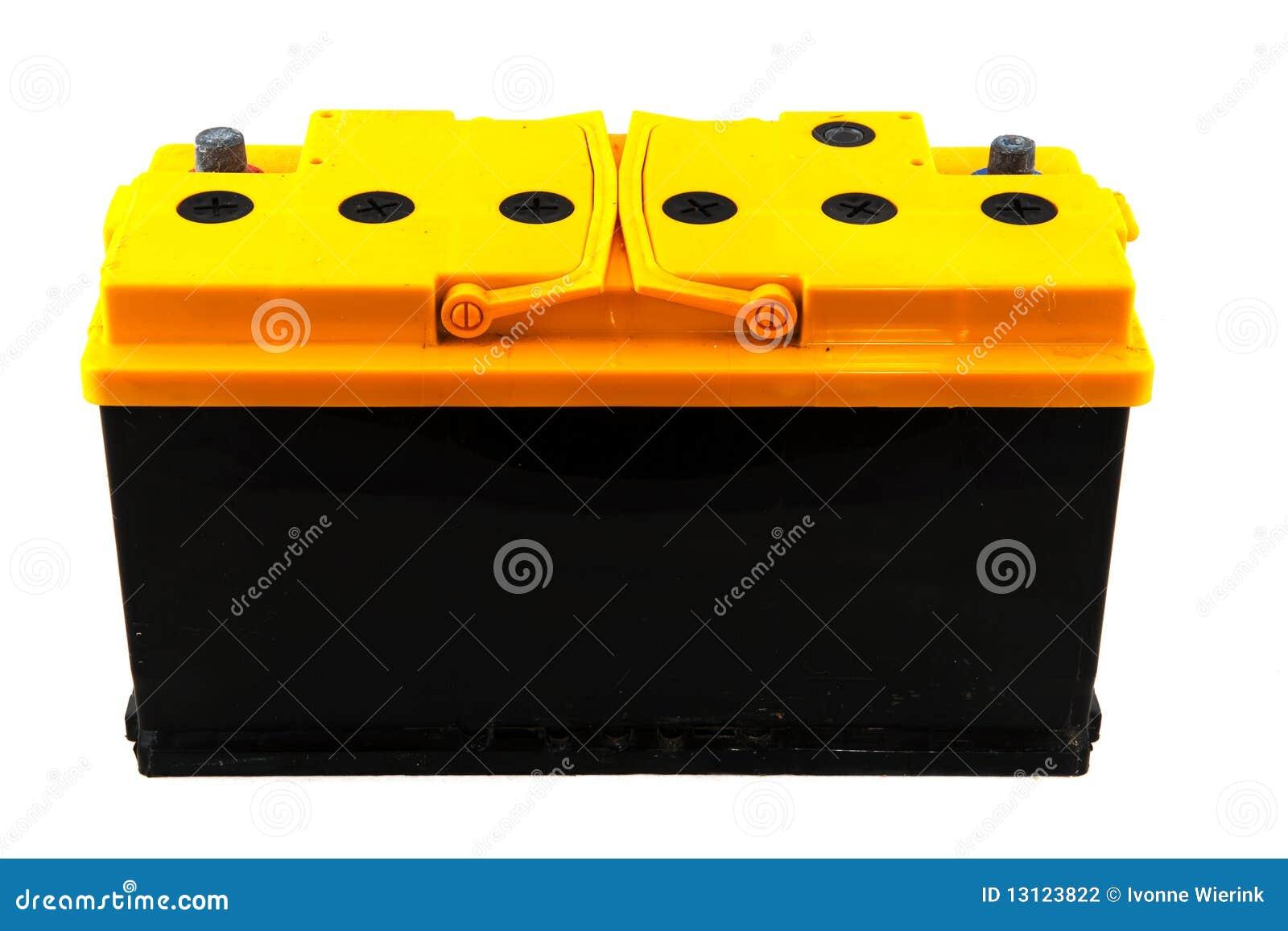 Laden der Batterie stockfoto. Bild von energie, batterie - 13123822