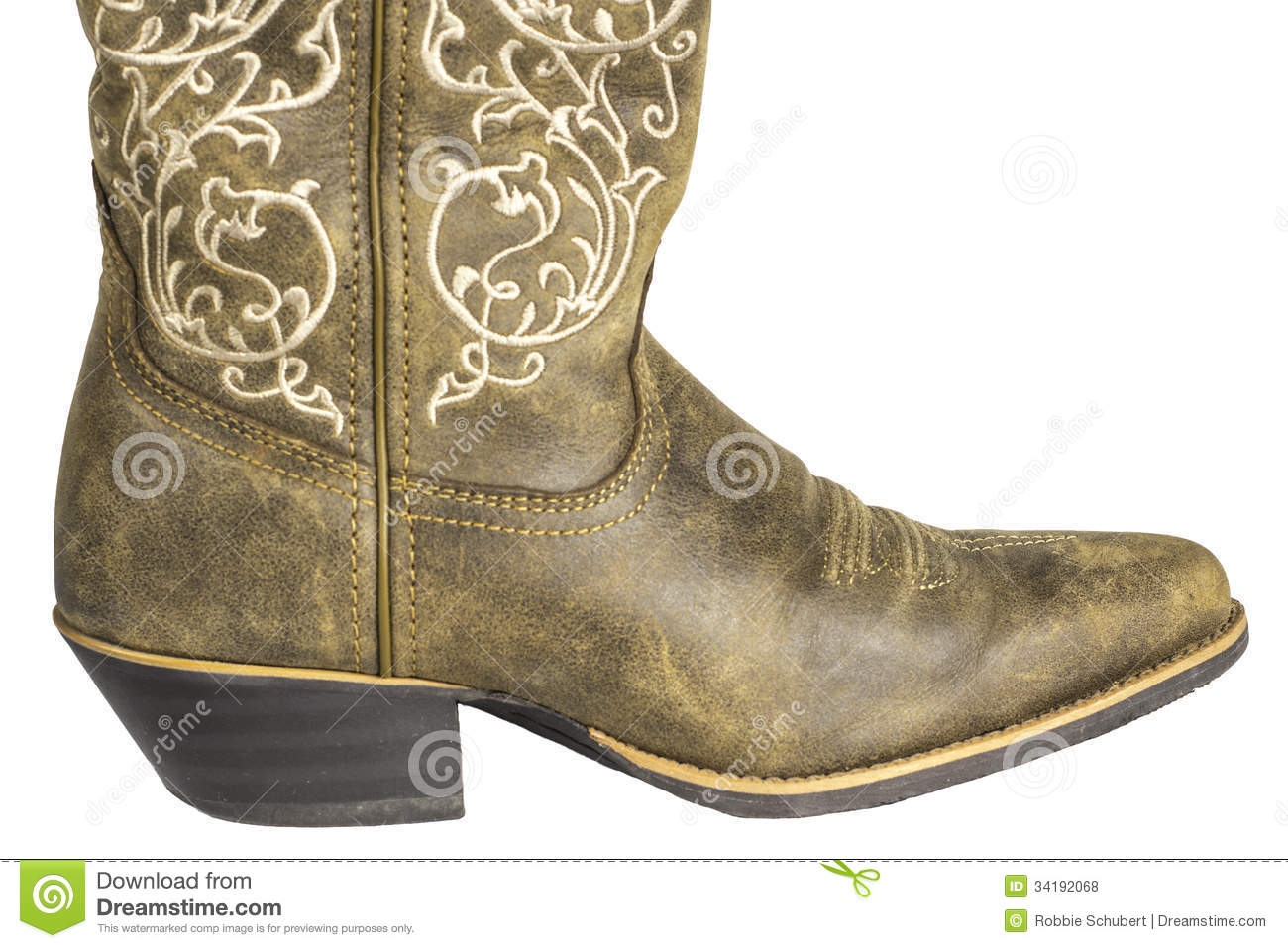 cowgirl boot background