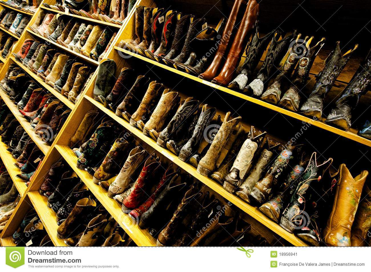 Cowboy boot - Wikipedia, the free encyclopedia