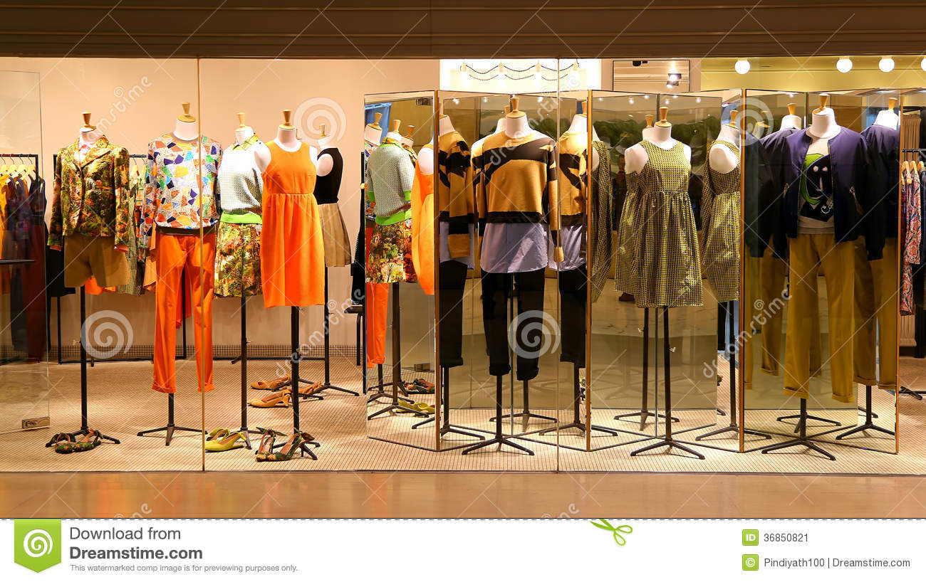 A Sample Clothing Store (Boutique) Business Plan Template