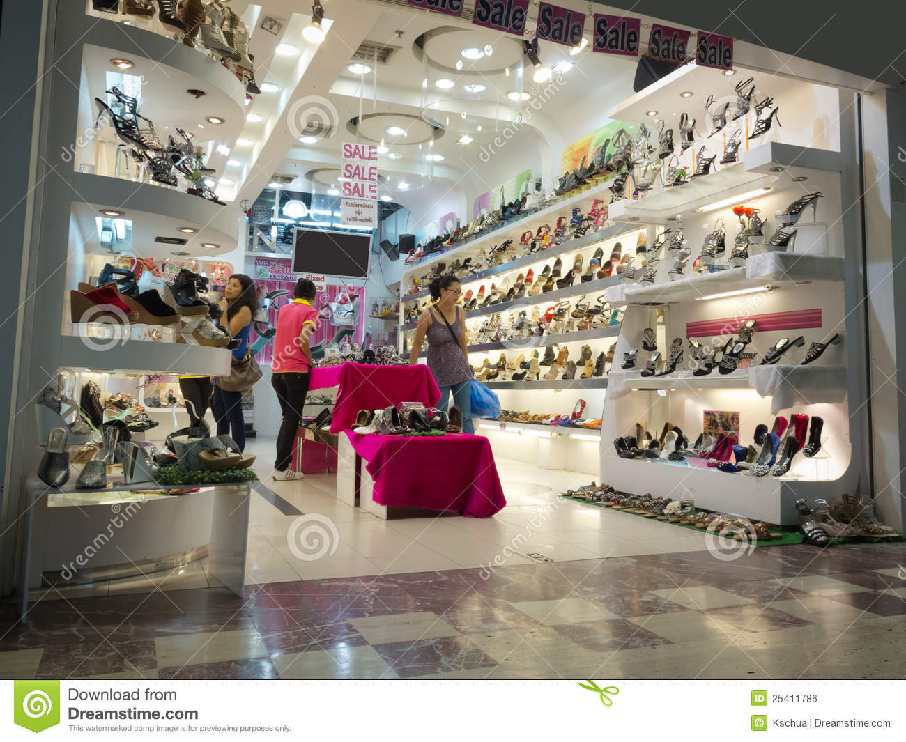 Women's Shoes. Shoes for women have been crafted by a wide variety of brands, ranging from Adidas and Nike to Clarks and Tory Burch. There is also a wide variety styles to select from, including boots, heels, and athletic shoes to name a few.