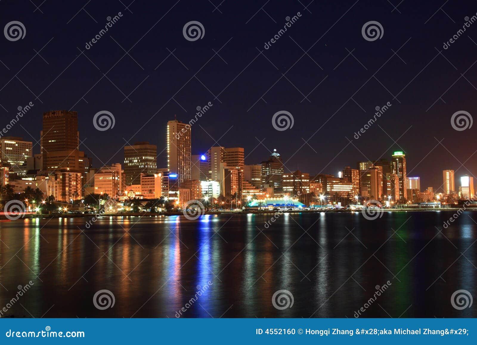 Lado da noite de Durban