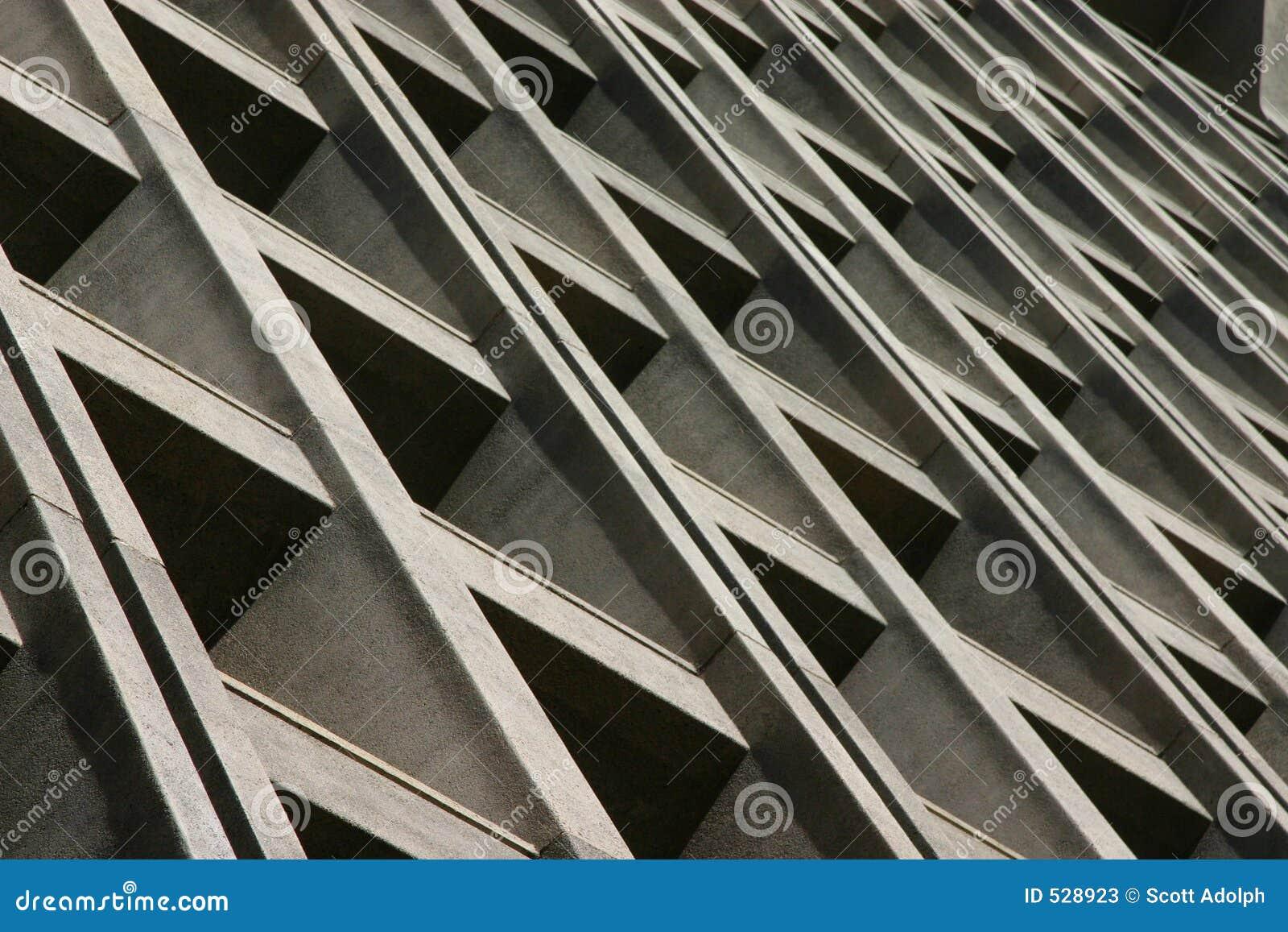 Lado do edifício