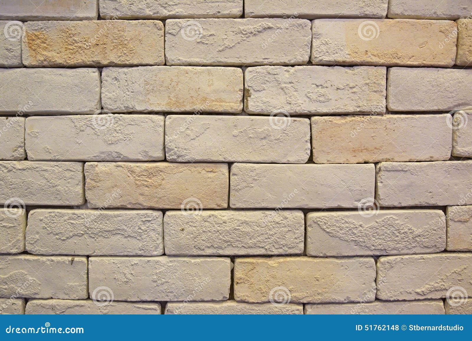Ladrillos del blanco o del color claro como claramente - Ladrillos de colores ...
