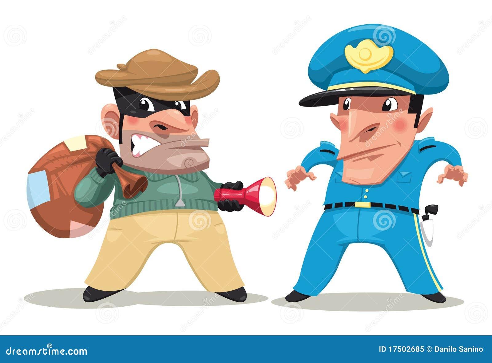 Ladro e protezione.