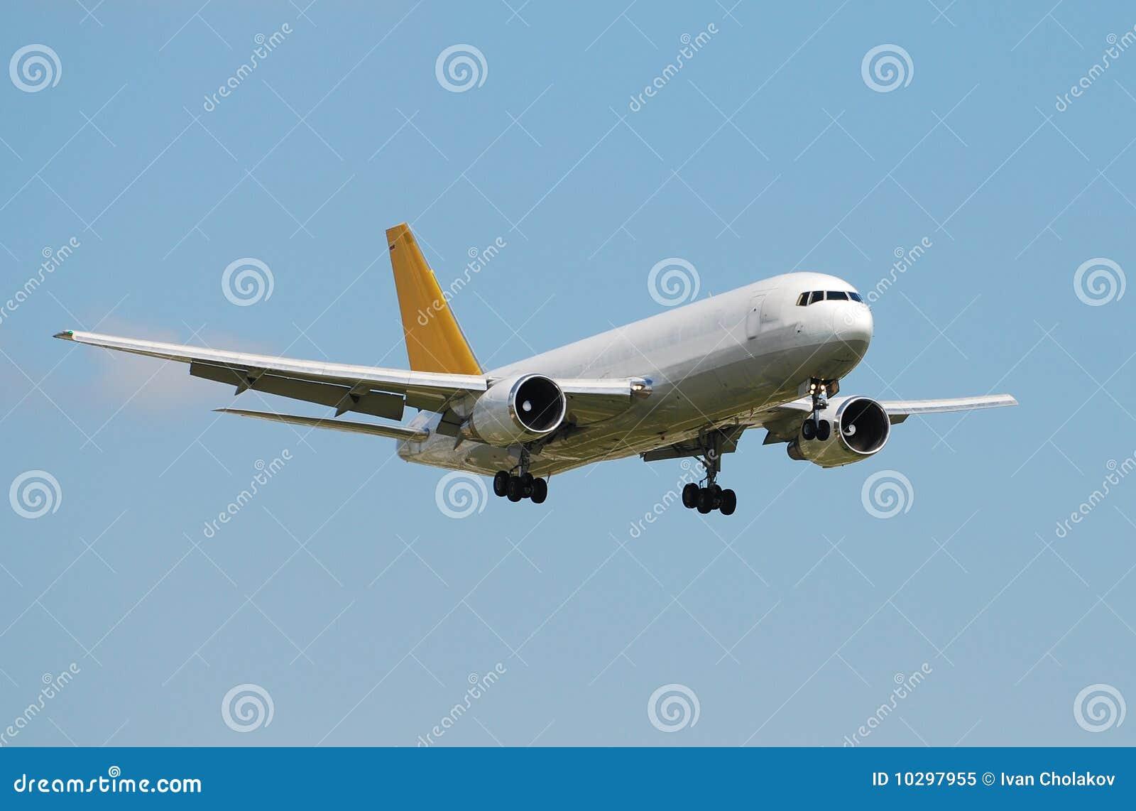Ladungstrahlenflugzeug