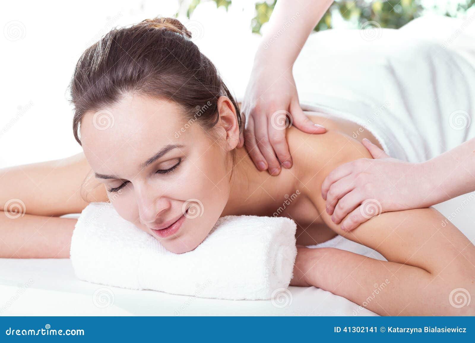 Massage Lady
