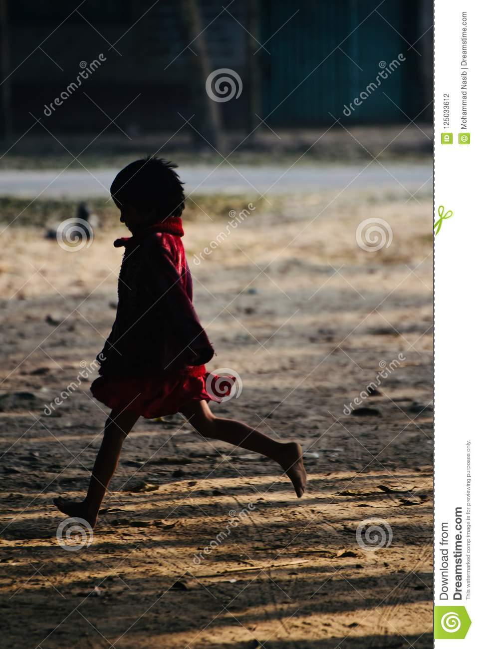 Download Young Children Playing Around A Place In Bangladesh Editorial Photography - Image of poverty, photograph: 125033612