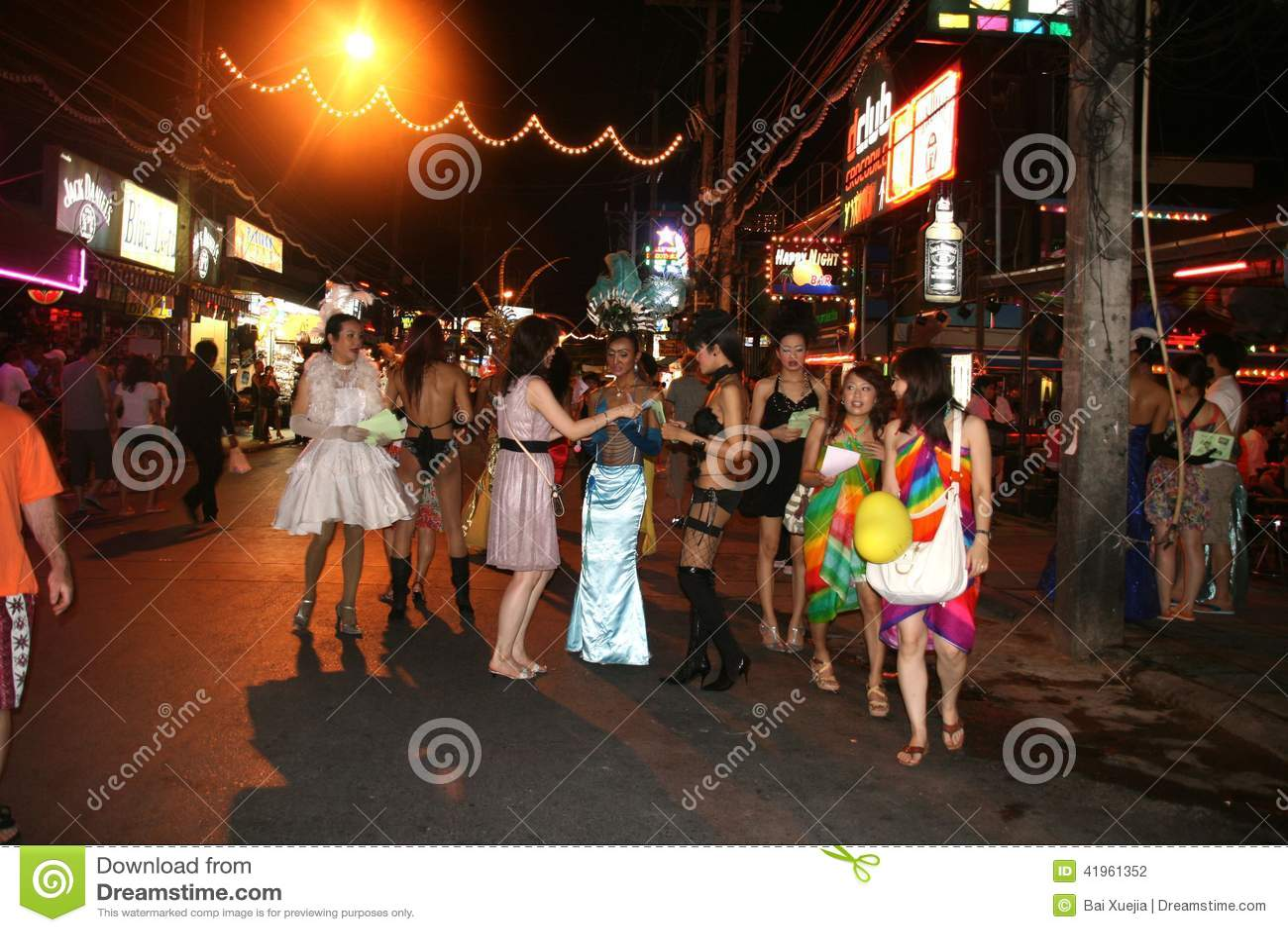 Ladyboy show phuket town-4116