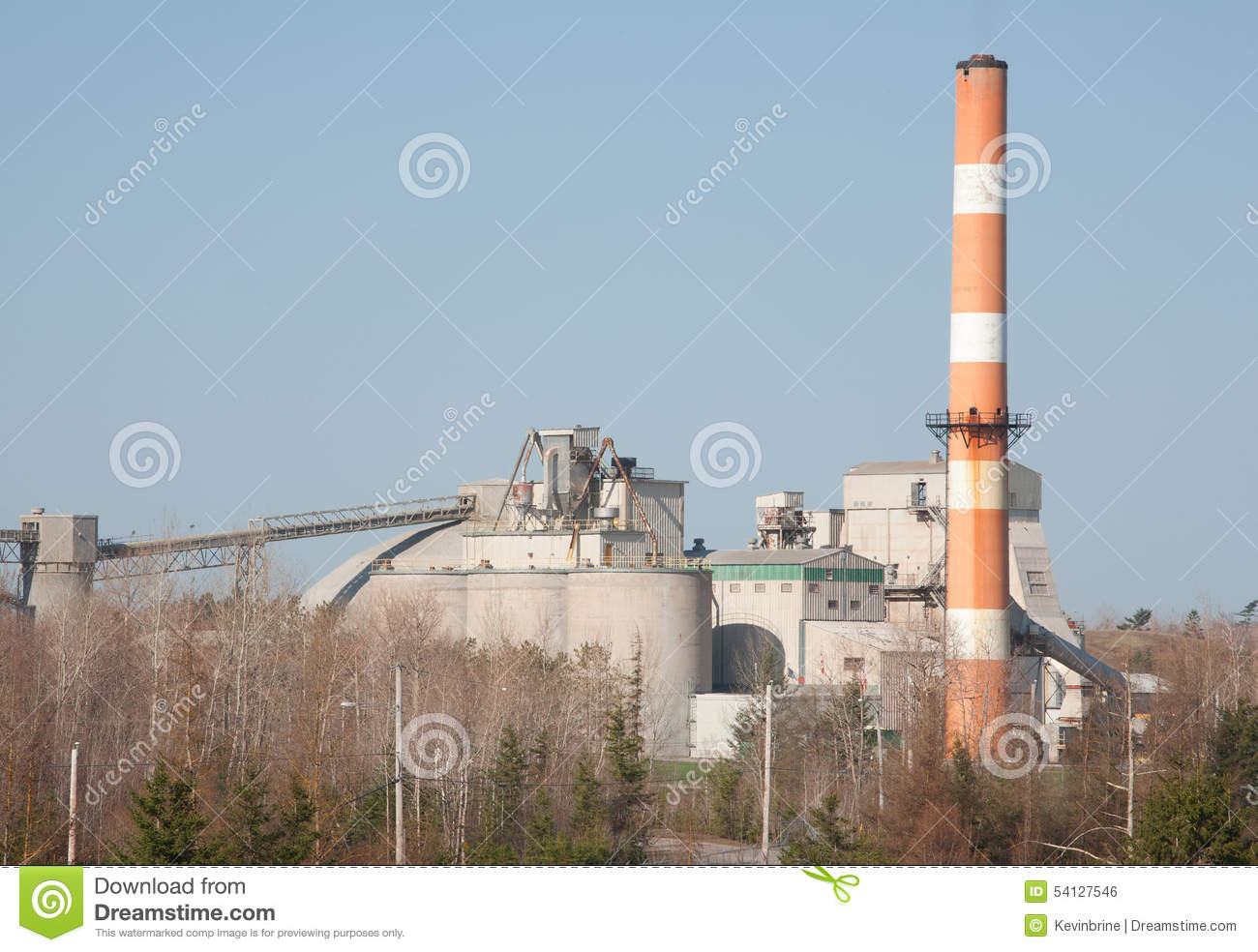 World S Largest Cement Plant : Lafarge cement plant editorial photo image of container