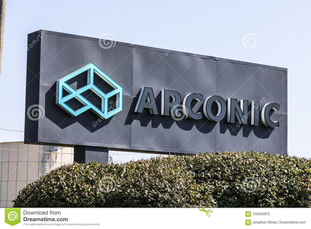 Lafayette - Circa September 2017: Arconic Forging And Extrusion