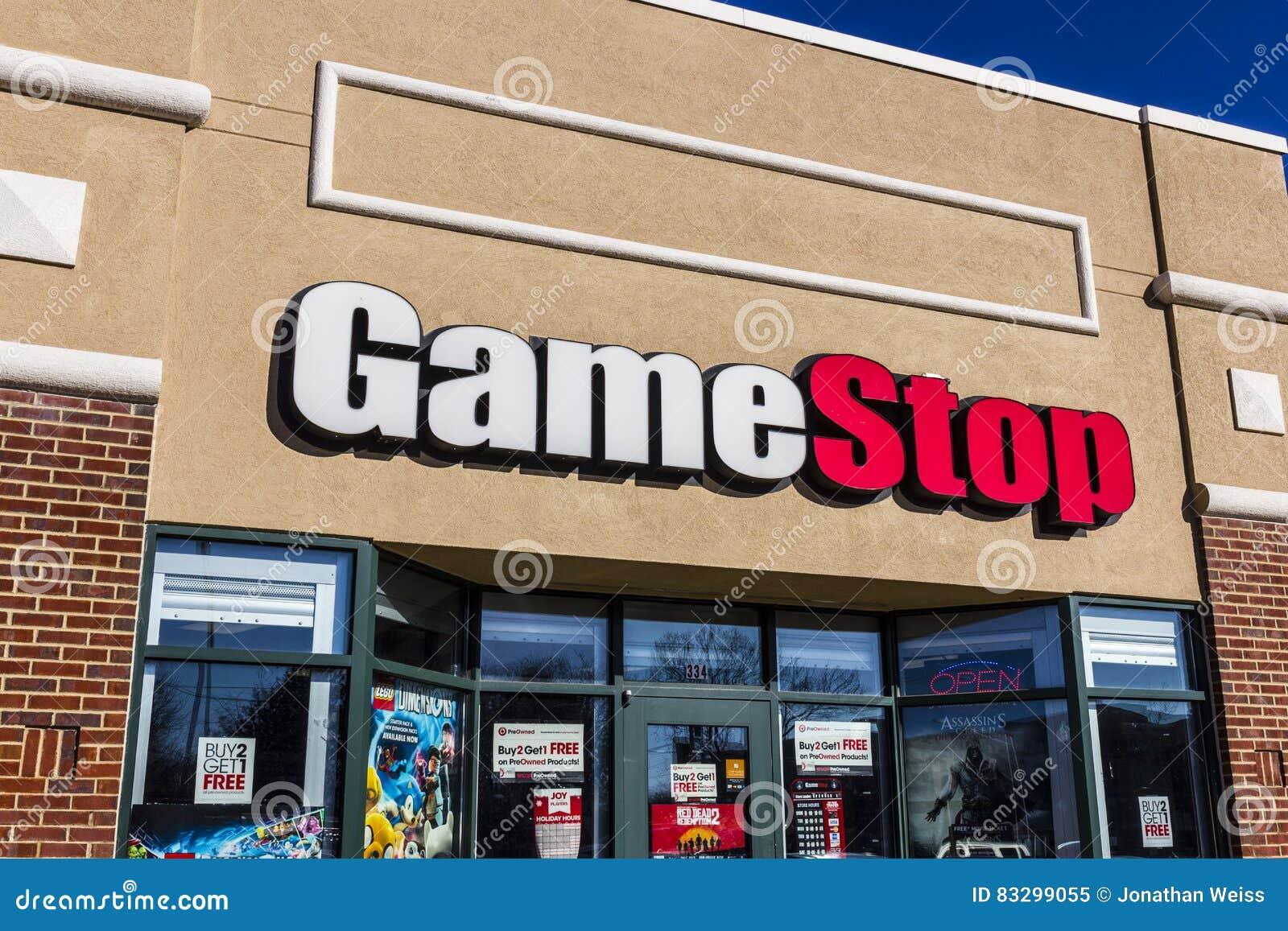 Lafayette - vers en décembre 2016 : Emplacement de devis de GameStop GameStop est un détaillant de jeu vidéo et d électronique V