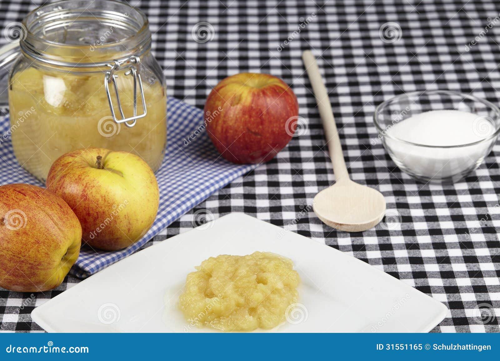 laga mat med äpple