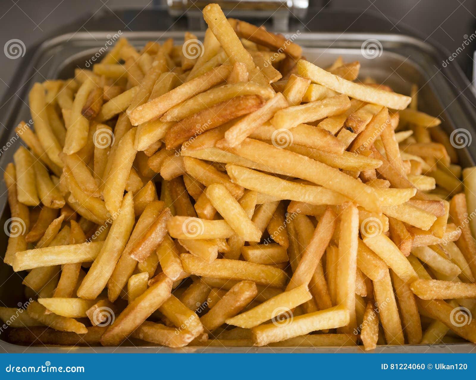 potatis till pommes frites