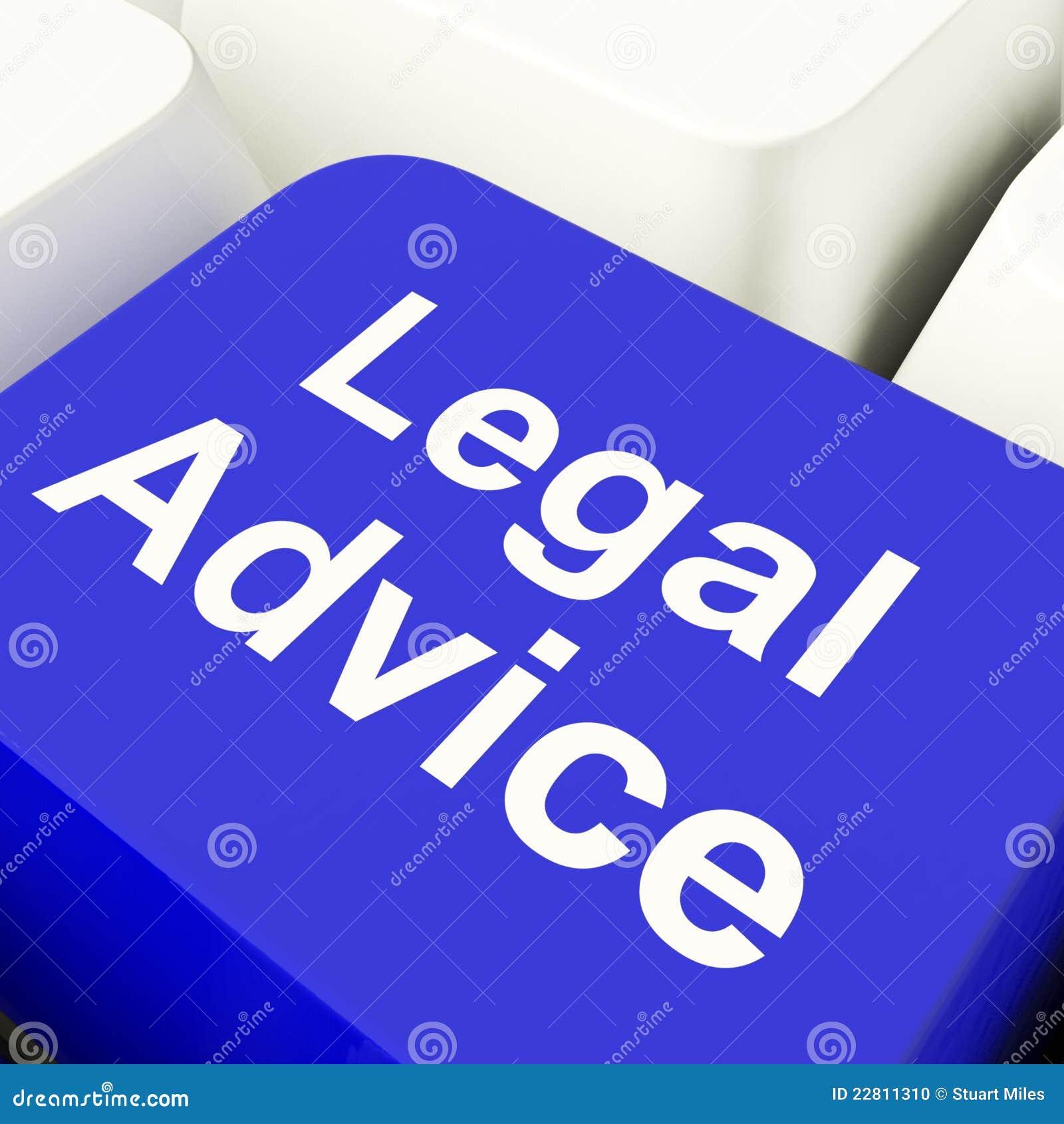 Laglig rådgivningdatortangent